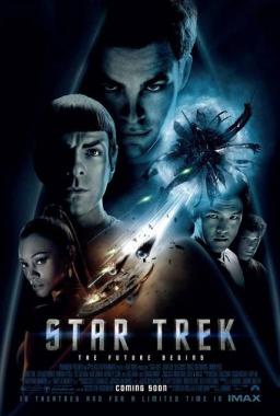 Star Trek (Plakat zum Film von 2009)